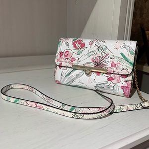 Like NEW cross body or over the shoulder purse